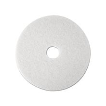 รูปภาพของ แผ่นขัดพื้น 3M 18 นิ้ว สีขาว (แพ็ค 5 ชิ้น)