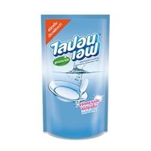 รูปภาพของ น้ำยาล้างจานไลปอนเอฟ ชนิดถุงเติม 550 มล.(1x3)