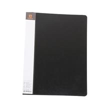รูปภาพของ แฟ้ม 2 ห่วง ตราช้าง 420 A4 สัน 3.5 ซม. สีดำ(1x12เล่ม)