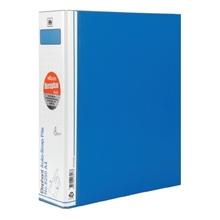 รูปภาพของ แฟ้มคลิปสปริง ตราช้าง 8250 สัน 5 ซม. สีน้ำเงิน(1x12เล่ม)