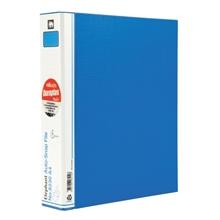 รูปภาพของ แฟ้มคลิปสปริง ตราช้าง 8230 สัน 3 ซม. สีน้ำเงิน(1x12เล่ม)
