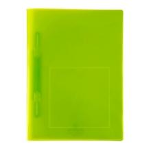 รูปภาพของ แฟ้มเจาะพลาสติก ฟลามิงโก้ 952A A4 เขียว(1x12เล่ม)