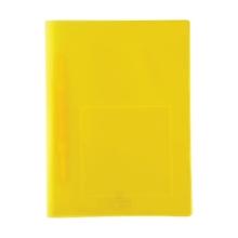 รูปภาพของ แฟ้มเจาะพลาสติก ฟลามิงโก้ 952A A4 เหลือง(1x12เล่ม)