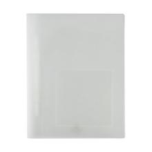 รูปภาพของ แฟ้มเจาะพลาสติก ฟลามิงโก้ 952A A4 ใส(1x12เล่ม)