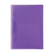 รูปภาพของ แฟ้มเจาะพลาสติก ฟลามิงโก้ 952A A4 ม่วง(1x12เล่ม)