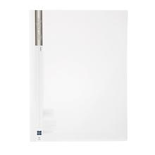 รูปภาพของ แฟ้มเจาะพลาสติก XING No.1114 A4 สัน 1 ซม. สีขาว(1x12เล่ม)