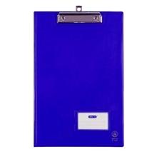 รูปภาพของ คลิปบอร์ดปกหนัง ออร์ก้า K-100 F4 สีน้ำเงิน(1x12เล่ม)