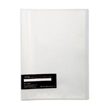รูปภาพของ แฟ้มโชว์เอกสาร อี-ไฟล์ รุ่น 710A ขนาด A4 สีใส (20 ซอง)(1x12เล่ม)