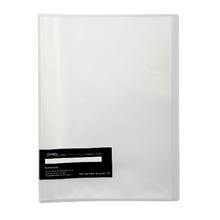 รูปภาพของ แฟ้มโชว์เอกสาร อี-ไฟล์ รุ่น 720A ขนาด A4 สีใส (40 ซอง)(1x12เล่ม)