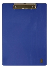 รูปภาพของ คลิปบอร์ดพีวีซี ออร์ก้า 102 A4 สีน้ำเงิน(1x12เล่ม)