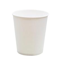 รูปภาพของ แก้วกระดาษไม่มีหูจับ 8 Oz สีขาว (แพ็ค50ใบ)(1x40แพ็ค)