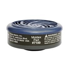 รูปภาพของ ตลับกรอง MOLDEX 7100 กันสารอินทรีย์ แพ็ค 1 คู่