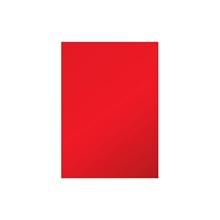 รูปภาพของ สติกเกอร์ PVC 53x70ซม. สีแดง แพ็ค 10 แผ่น