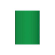 รูปภาพของ สติกเกอร์ PVC 53x70ซม. สีเขียวเข้ม แพ็ค 10 แผ่น