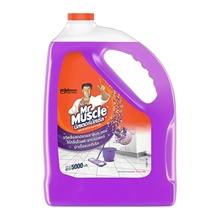 รูปภาพของ น้ำยาทำความสะอาดพื้น MR.MUSCLE กลิ่นลาเวนเดอร์ 5 ลิตร