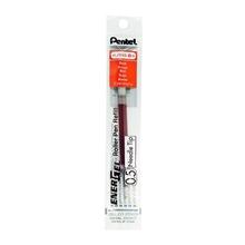 รูปภาพของ ไส้ปากกาหมึกเจล PENTEL LRN5-B 0.5 มม. สีแดง