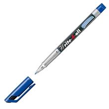 รูปภาพของ ปากกาเขียนซีดี STABILO White-4-All F 0.7 มม. สีน้ำเงิน