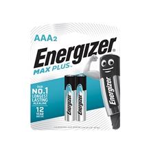 รูปภาพของ ถ่านอัลคาไลน์ ENERGIZER Max Plus EP92-BP2 AAA แพ็ค 2