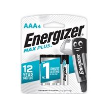 รูปภาพของ ถ่านอัลคาไลน์ ENERGIZER Max Plus EP92-BP4 AAA แพ็ค 4