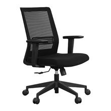 รูปภาพของ เก้าอี้สำนักงาน MONO 6042 B ดำ