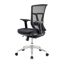 รูปภาพของ เก้าอี้ผู้บริหาร WORKSCAPE EM-207D ดำ