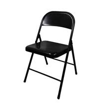 รูปภาพของ เก้าอี้อเนกประสงค์ R-Simple FOLD ดำ (แพ็ค 4 ตัว)