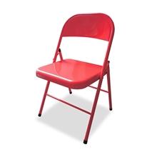 รูปภาพของ เก้าอี้อเนกประสงค์ R-Simple FOLD แดง (แพ็ค 4 ตัว)