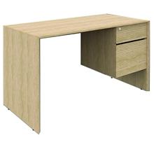รูปภาพของ โต๊ะทำงานไม้ MONO TSL 1202-60 สี W01ML/W04MB