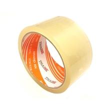 """รูปภาพของ เทปโอพีพี ไทยเคเค 2""""x45y แกน 3"""" หนา 45 ไมครอน สีใส (KK Orange)(72  ม้วนต่อกล่อง)"""