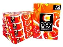 รูปภาพของ กระดาษถ่ายเอกสาร Copy boss A4 70 แกรม 500 แผ่น ห่อแดง แพ็ค 5 รีม