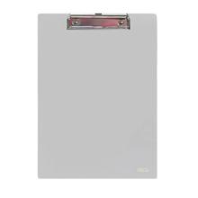 รูปภาพของ คลิปบอร์ดพลาสติกพีพี ออร์ก้า F4สีเทา