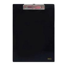รูปภาพของ คลิปบอร์ดพลาสติกพีพี ออร์ก้า F4สีดำ