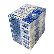 รูปภาพของ ลวดเสียบกระดาษ ตราม้า เบอร์00 ชนิดกลม กล่อง 25 ตัว แพ็ค 10 กล่อง