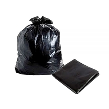 รูปภาพของ ถุงขยะ สีดำ Non-Brand ขนาด 28x36 นิ้ว (ถุง 30 แพ็ค)