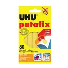 รูปภาพของ UHU พาทาฟิกซ์แผ่นกาวดินน้ำมันเหลือง80ผ.